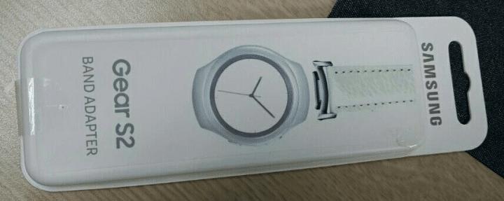 Samsung Gear S2 Adapter