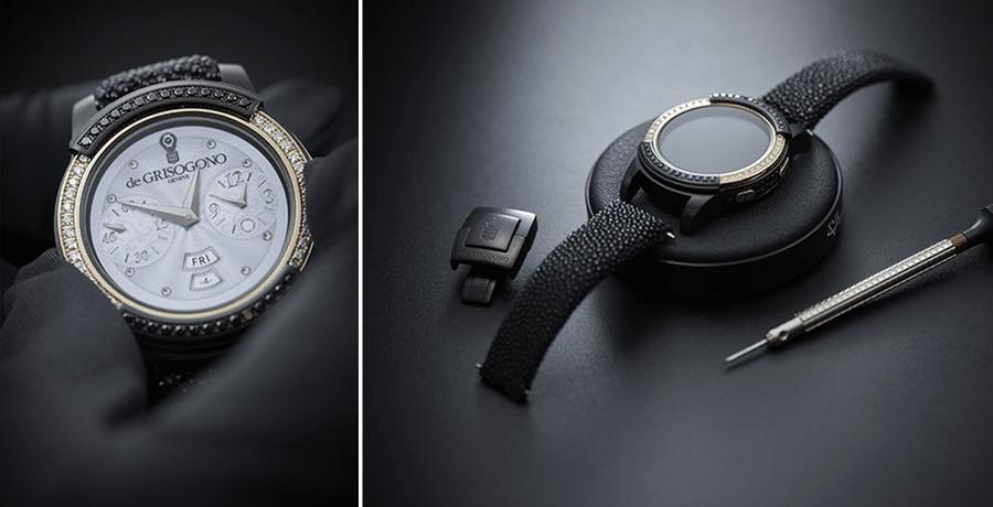 Samsung Gear S2 de Grisogono auf der Baselword vorgestellt