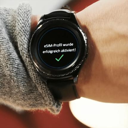 Samsung Gear S2 eSIM aktivieren: So geht's!