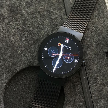 CoWatch: Erste amazon Alexa Smartwatch kommt im Juni