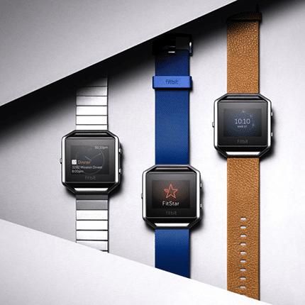"""Gute Fitbit Blaze Verkäufe: """"Die Apple Watch kann zu viel"""""""