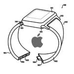 Apple lässt sich modulare Apple Watch Armbänder patentieren