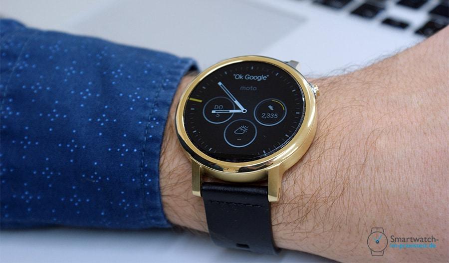 Smartwatch Ranking April 2016: Die beste Smartwatch ist...