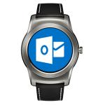 Neue Funktionen von Microsoft Outlook für android wear