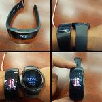 Erste Bilder der Samsung Gear Fit 2 und Gear IconX
