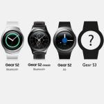 Samsung Gear S3 könnte auf der IFA 2016 vorgestellt werden