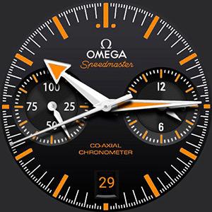 Omega Speedmaster Watchface