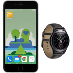 Samsung Gear S2 iPhone App ist da (Leak)
