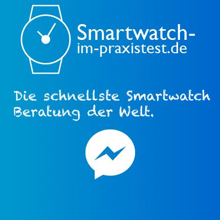 Neu für Euch: Smartwatch Beratung per Facebook Live Chat