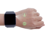 ASU Cast One: Smartwatch mit Home-Projektor