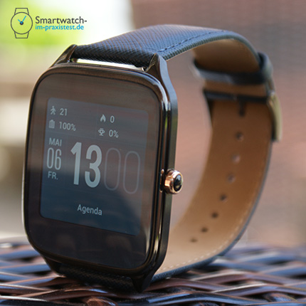 Asus Zenwatch 2 Test (neues Modell April 2016)