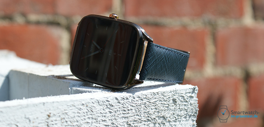 Asus Zenwatch 2 (neues Modell April 2016)