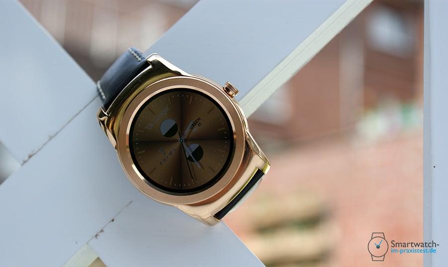 Die LG Watch Urbane im Langzeit-Belastungstest