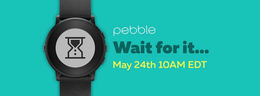 Kommt morgen eine neue Pebble Smartwatch?