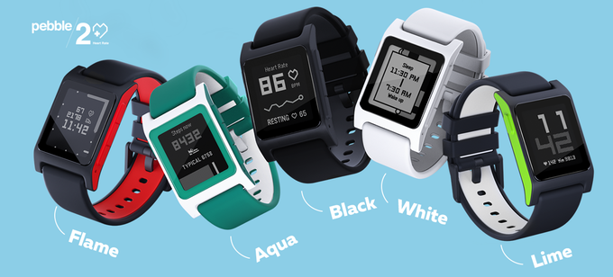 Alle Infos zu Pebble 2, Pebble Time 2 und Pebble Core