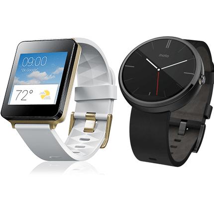 android wear 2.0: Kein Update für Moto 360 und LG G Watch
