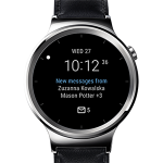 Microsoft stellt Outlook Watchfaces für android wear vor