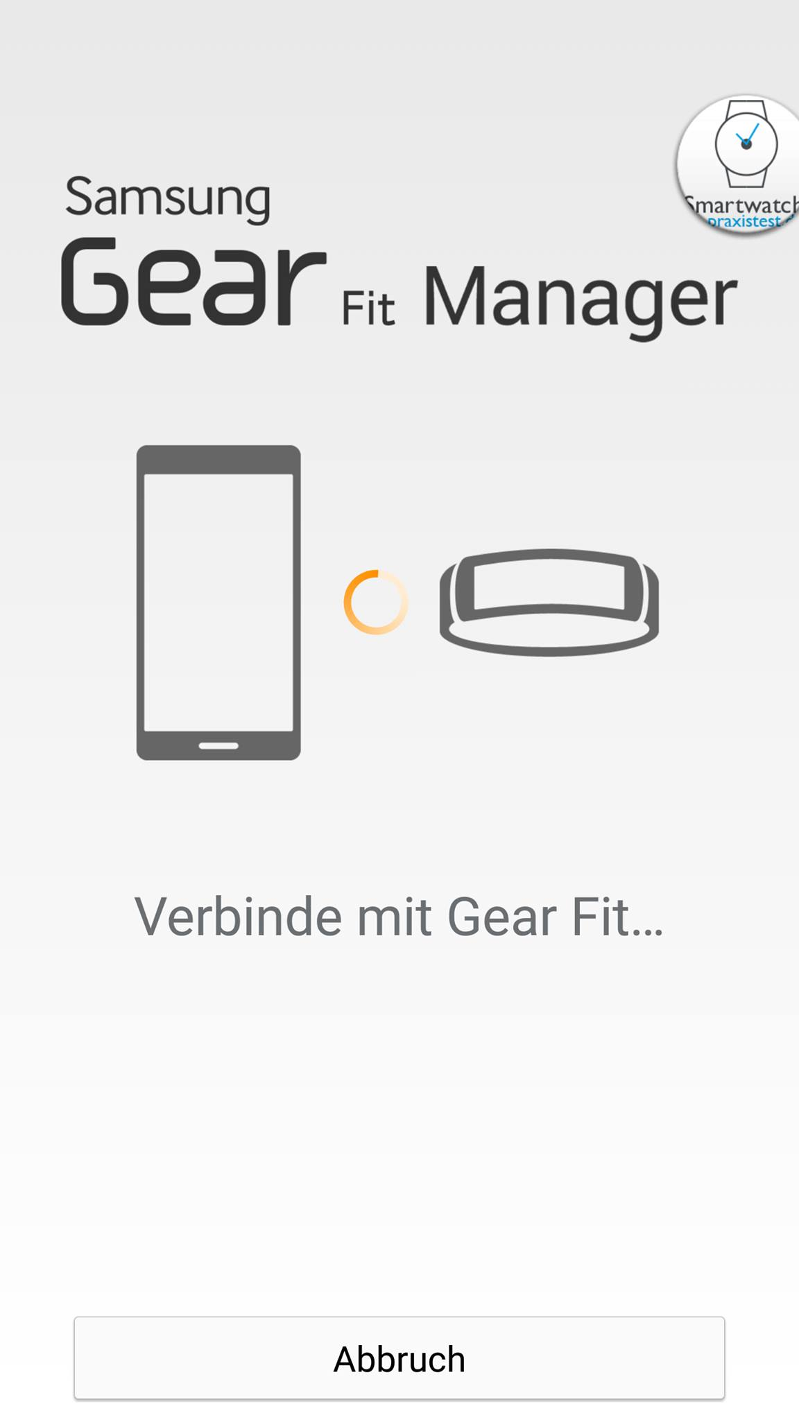 Gear Fit Manager