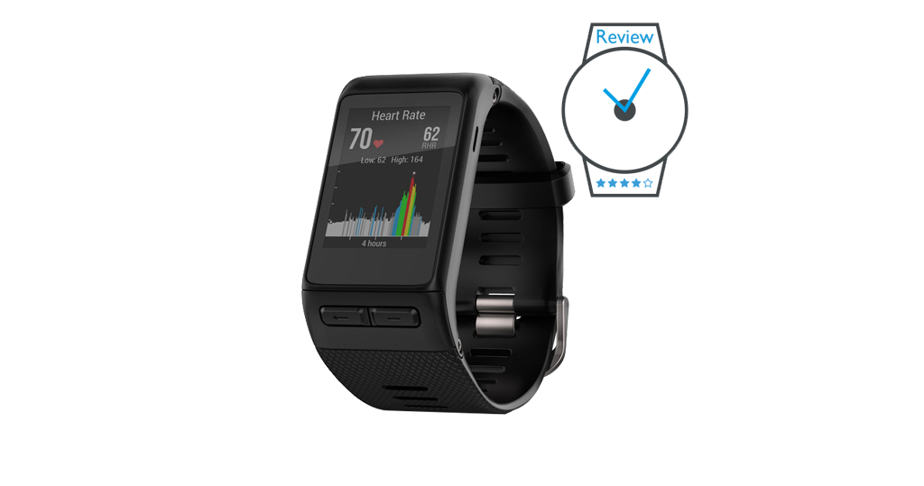 garmin vivoactive hr im test. Black Bedroom Furniture Sets. Home Design Ideas