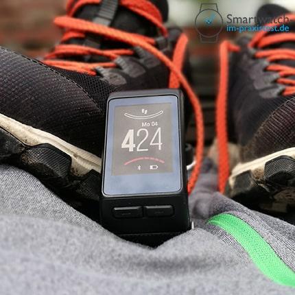 Garmin vivoactive HR Test: Kantige High End Fitness-Uhr