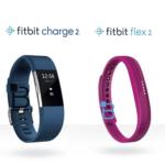 Alle Infos zu Fitbit Charge 2 und Fitbit Flex 2