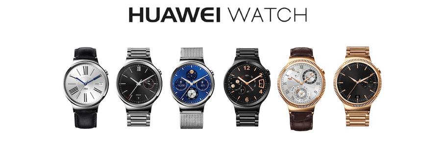 Huawei Watch 2 IFA Vorschau