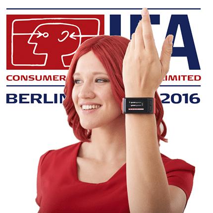 IFA 2016: Samsung, Lenovo und Asus mit neuen Smartwatches