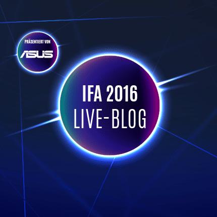 smartwatch-im-praxistest.de berichtet live von der IFA 2016