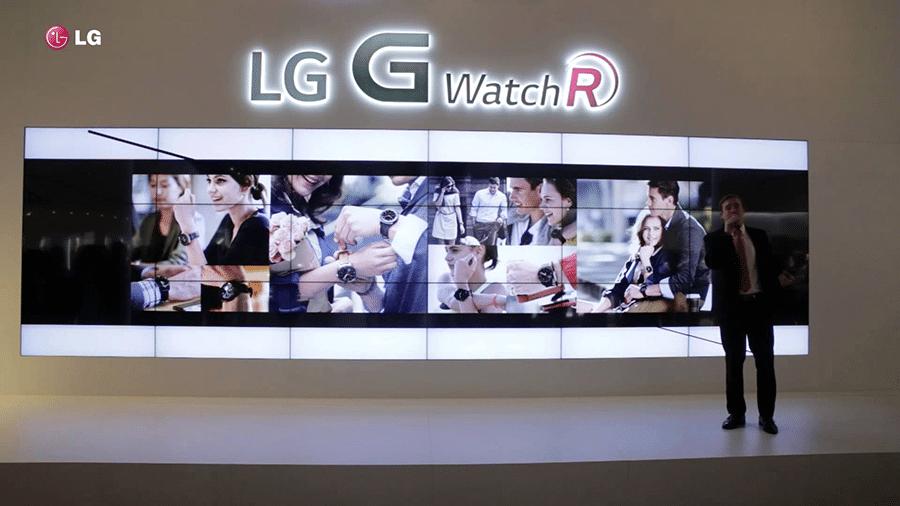 LG Smartwatch IFA 2016 Vorschau