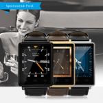 No.1 D6 Smartwatch: Markante Uhr mit guten Specs