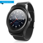 SMA-R Smartwatch: Günstige Alternative zu android wear & Apple Watch