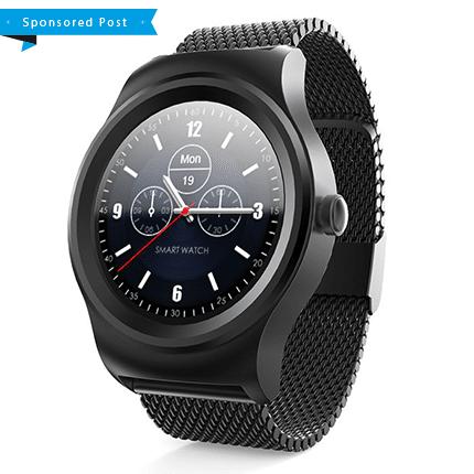 SMA-R Smartwatch: Günstige Alternative zu android wear & Apple Watch