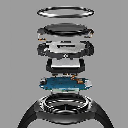 Samsung Gear S3: Erste technische Details bekannt