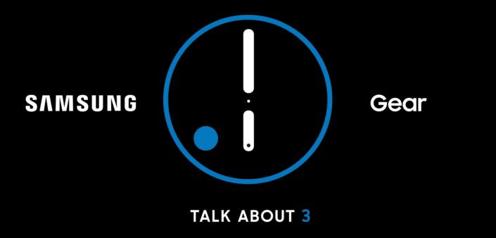 Samsung Gear S3 IFA 2016 Vorschau