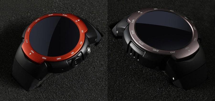 Zeblade Blitz 3G: Multifunktions-Smartwatch mit Kamera und 3G