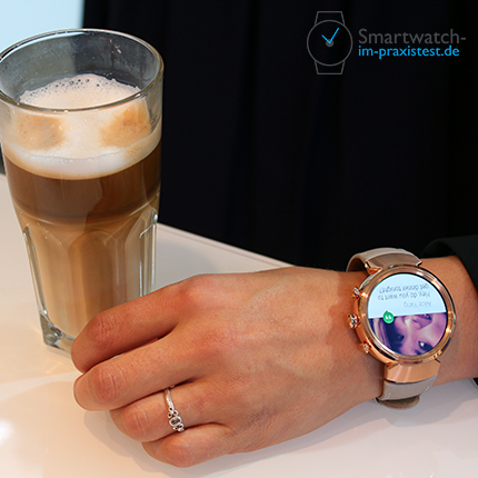 Interview Marcel Kemmann Asus Zenwatch 3