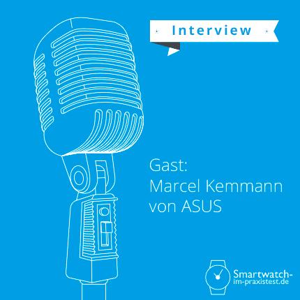 ZenWatch 3: Marcel Kemmann von ASUS im Interview