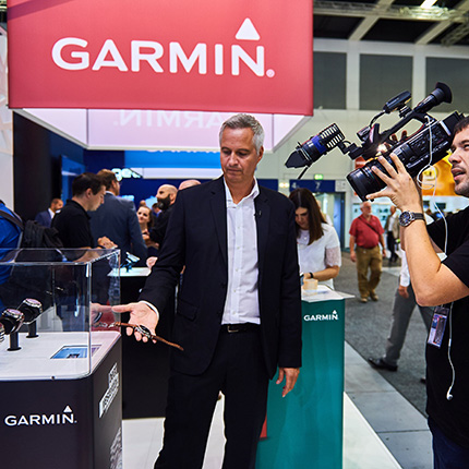 #BeatYesterday: Marc Kast von Garmin im Interview