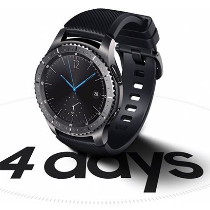 samsung gear s3 kaufen bei f r 399 euro. Black Bedroom Furniture Sets. Home Design Ideas