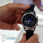 Hands-On Test Samsung Gear S3 von der IFA 2016