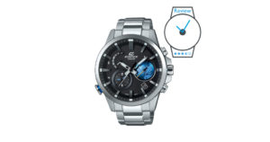 Casio Edifice EQB-600D Test
