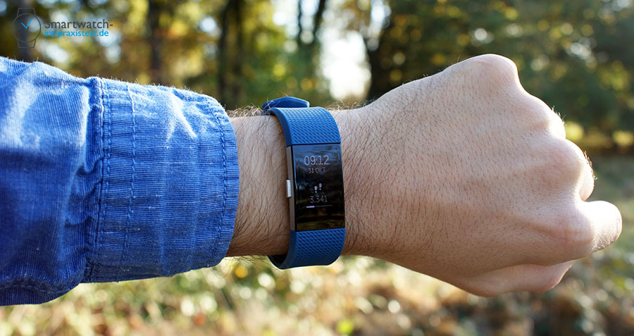 Fitbit Charge 2 Test: Der Volks-Tracker