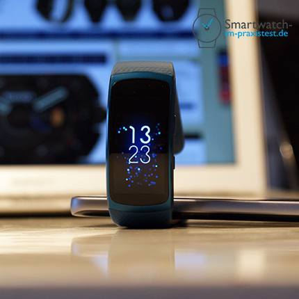 Samsung Gear Fit 2 Test: Samsungs Antwort auf den Fitness-Tracker