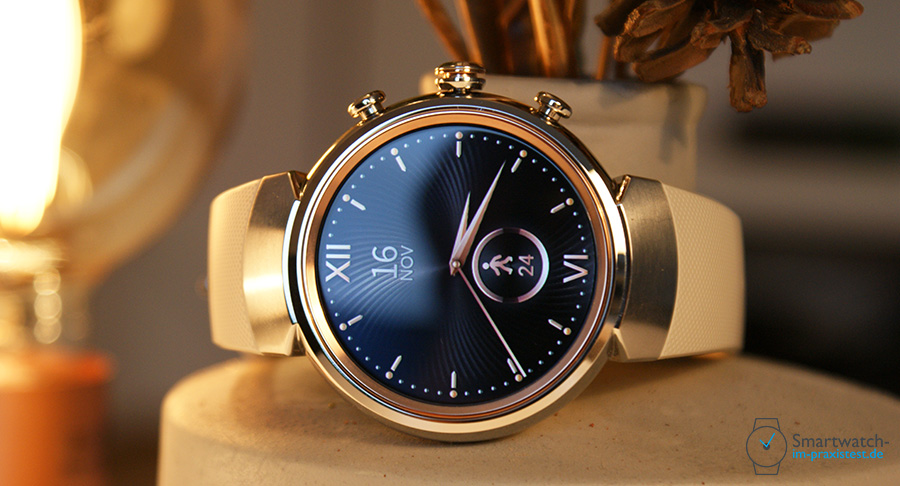 ASUS ZenWatch 3 Test