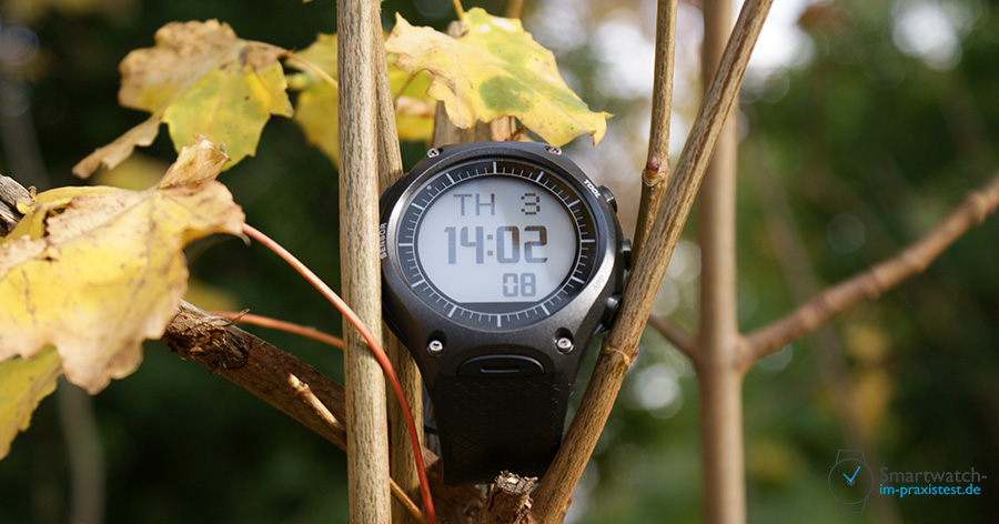 Casio WSD-F10 Smart Outdoor Watch Test
