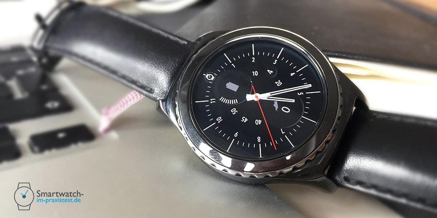 Samsung Gear S2 beste Smartwatch 2016
