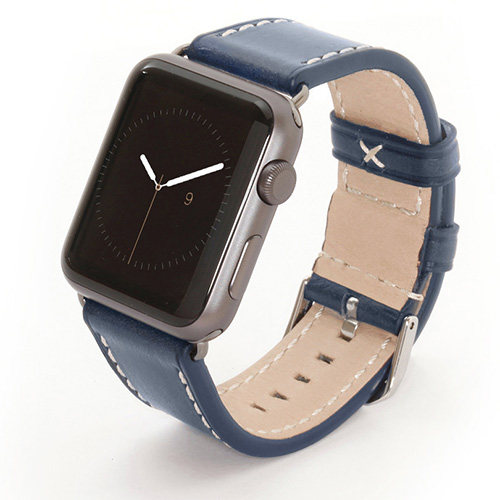 Apple Watch Armbänder dunkelblau