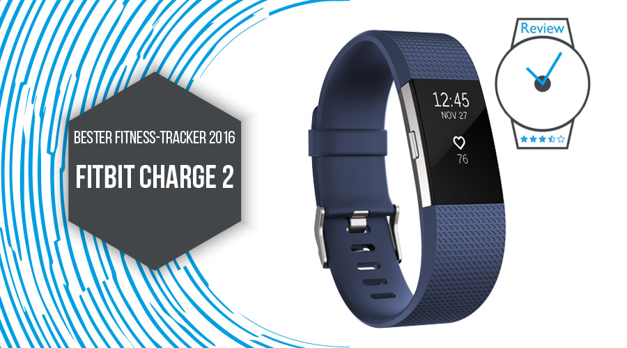 Fitbit Charge 2 bester Fitness Tracker 2016