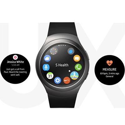 Samsung Gear S2 Update bringt Gear S3 Funktionen