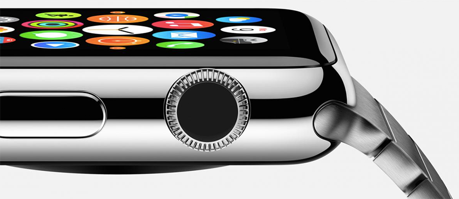 Apple Watch digitale Krone